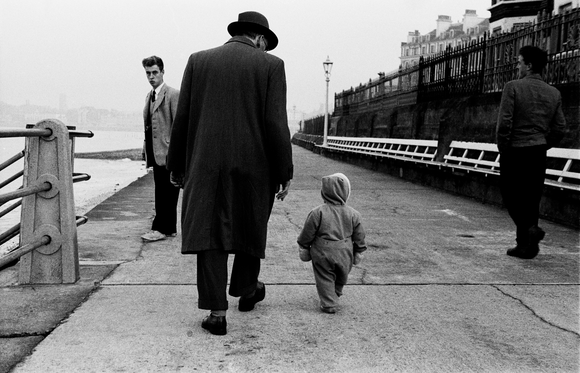 OUT AND ABOUT - Seafront - Margate - 1960's