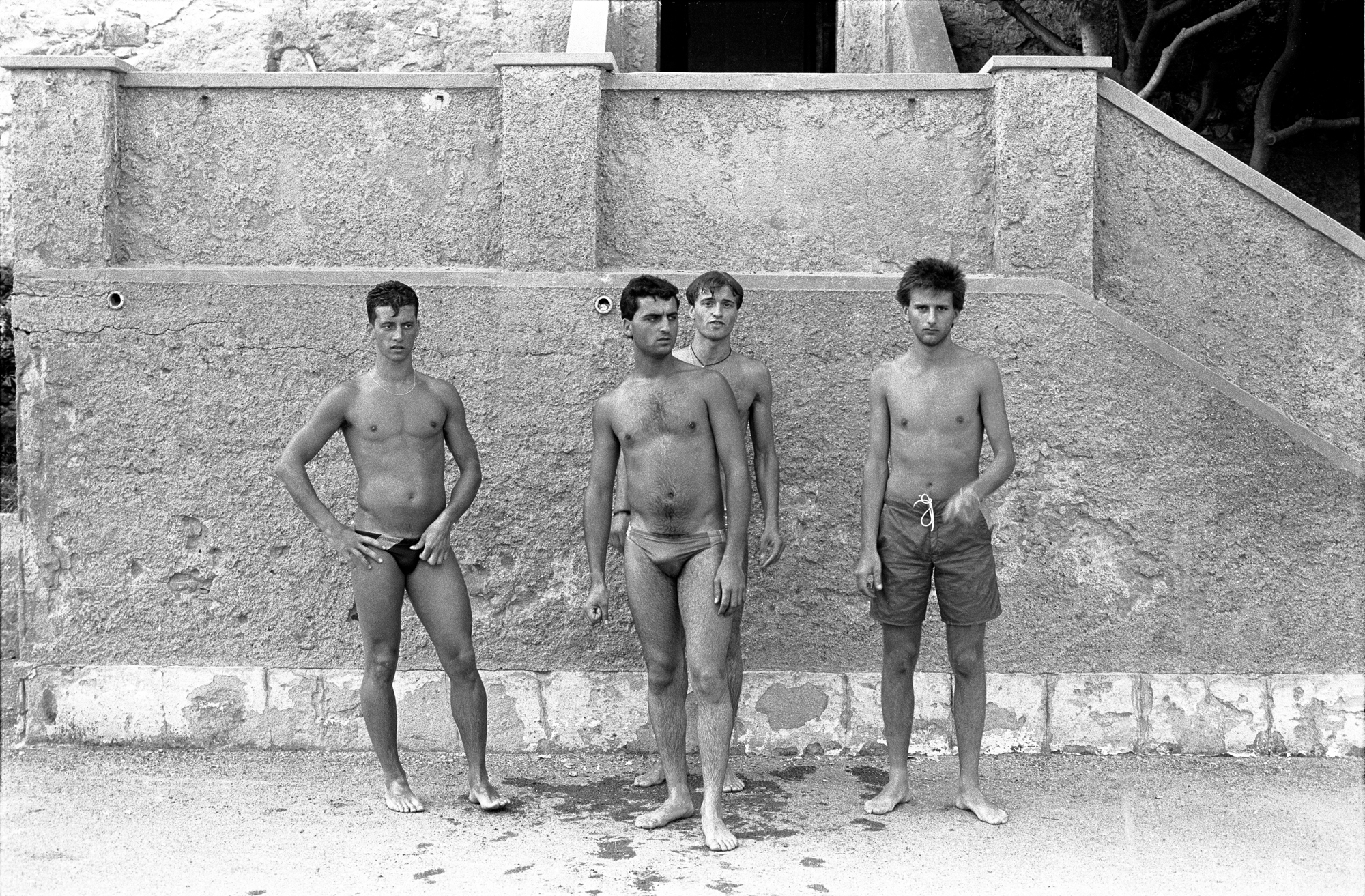TRAVELS IN ITALY - Italian Boys - Italy - 1986